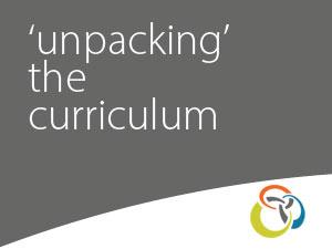 Workshop_UnpackingtheCurriculum